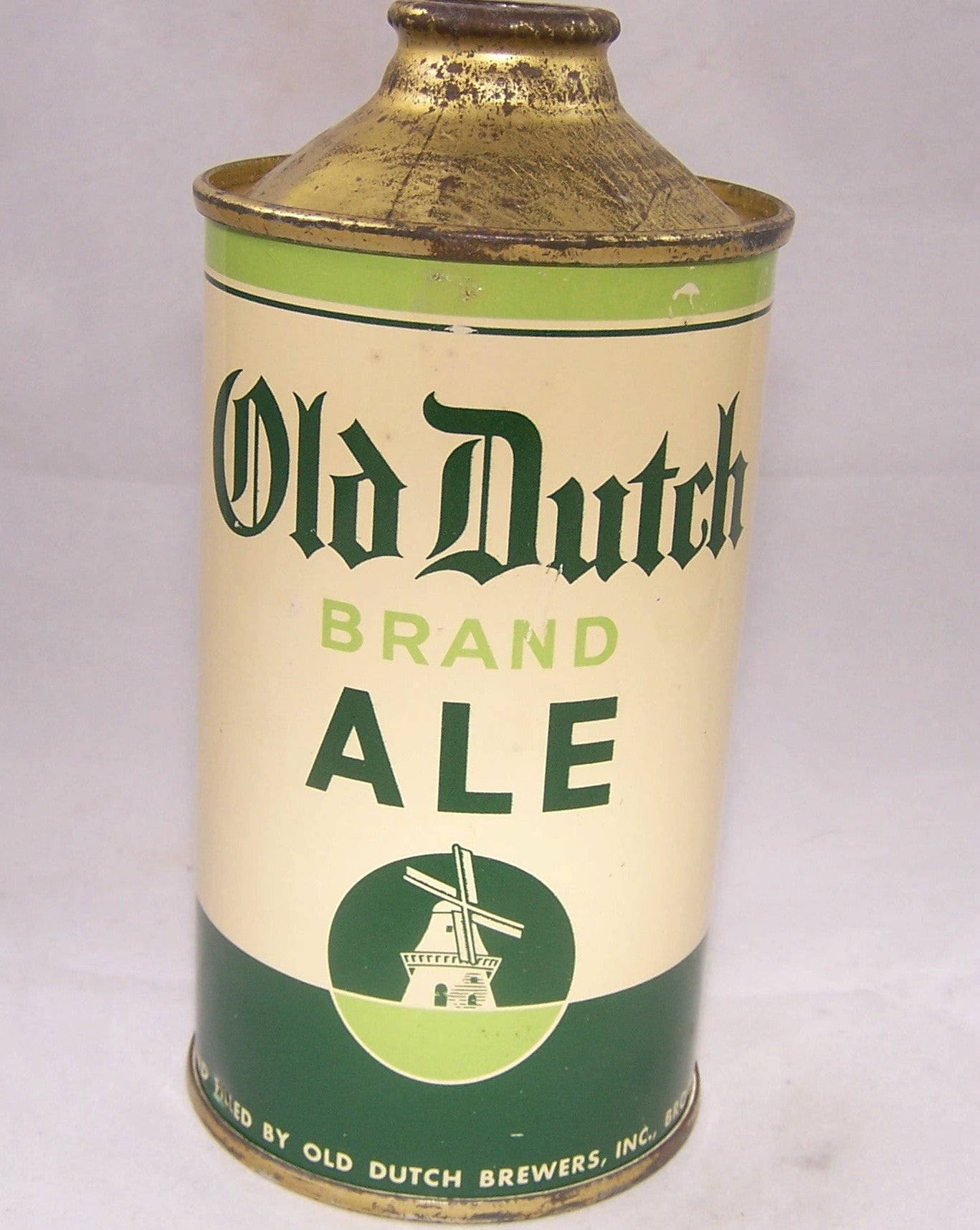 Old Dutch Brand Ale, USBC 176-02, Grade 1/1+ Sold on 12/03/16