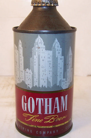 Gotham Fine Beer, USBC 166-21, Grade 1 to 1/1- Sold 4/24/15