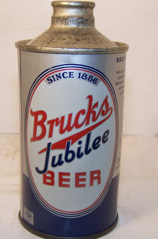 Brucks Jubilee Beer J-Spout, USBC 154-27, Grade A1+ Sold on 05/08/16