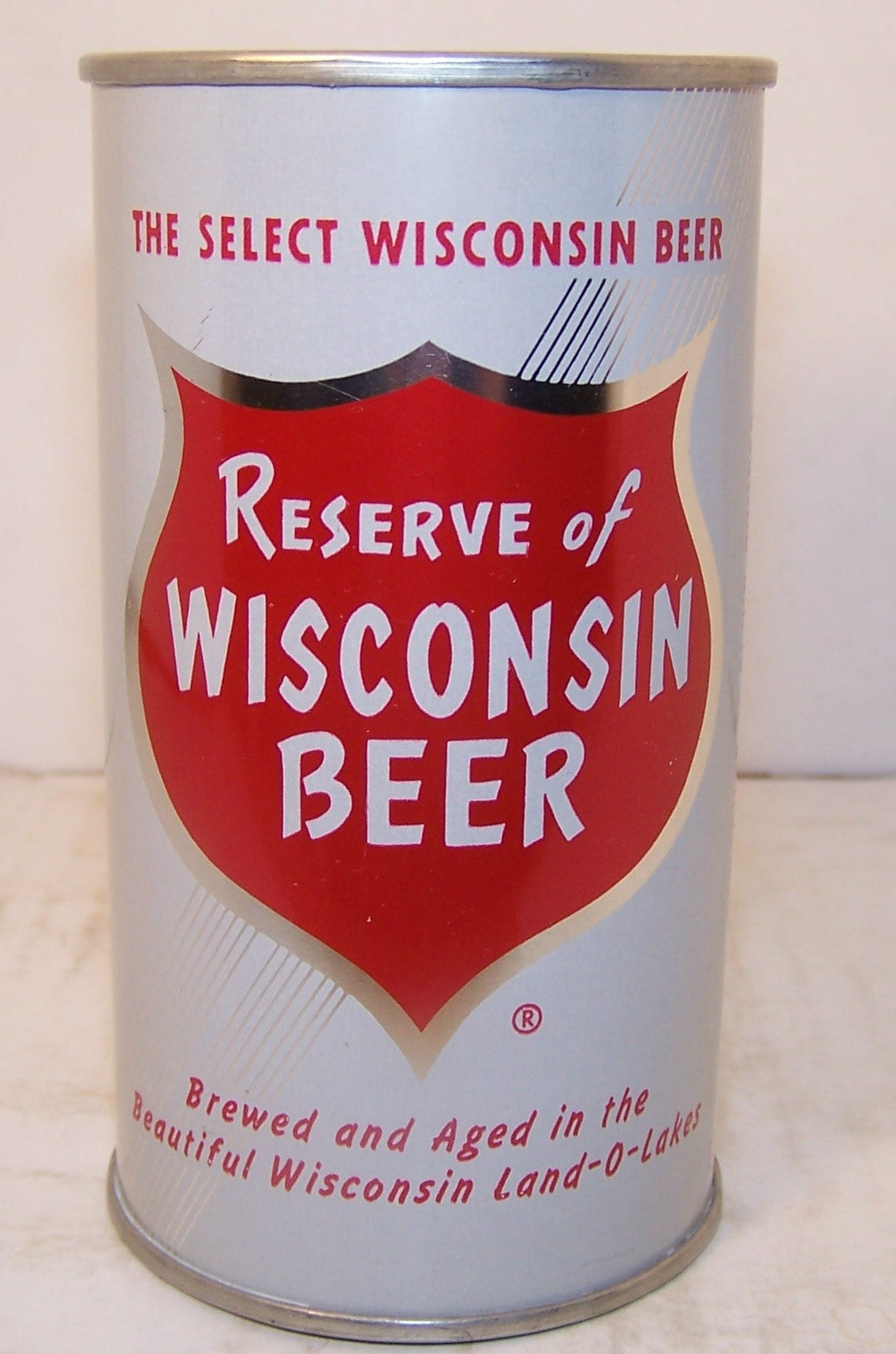 Reserve of Wisconsin Beer, USBC 122-27, Grade A1+ Sold on 07/15/17
