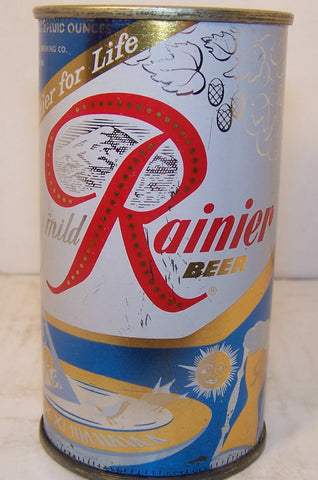 Rainier Beer (Sun Dial) USBC 118-16. Grade 1/1- Sold on 05/10/16