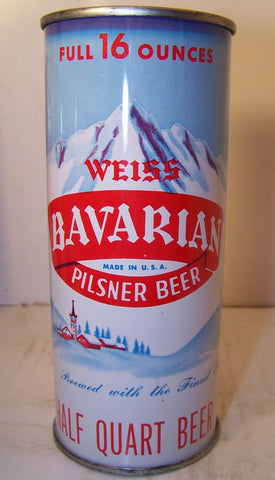 Weiss Bavarian Pilsner Beer, USBC 225-1, Grade 1 sold 2/21/16