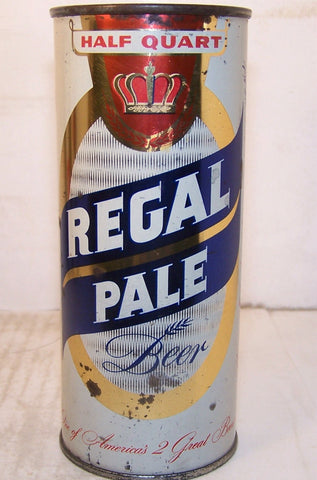Regal Pale Beer, USBC 234-19, Grade 1- Sold on 2/11/15