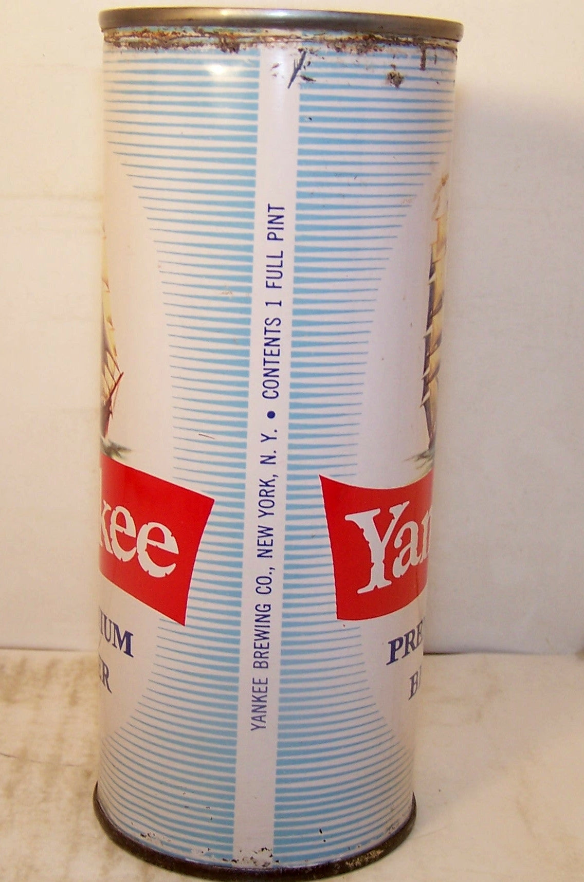 Yankee Premium Beer, USBC 236-16, Grade 1- sold on 10/10/15