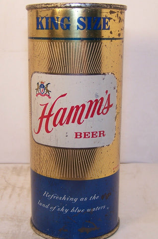 Hamm's Beer, USBC 230-17 (Baltimore) Grade 1- Sold on 2/13/15