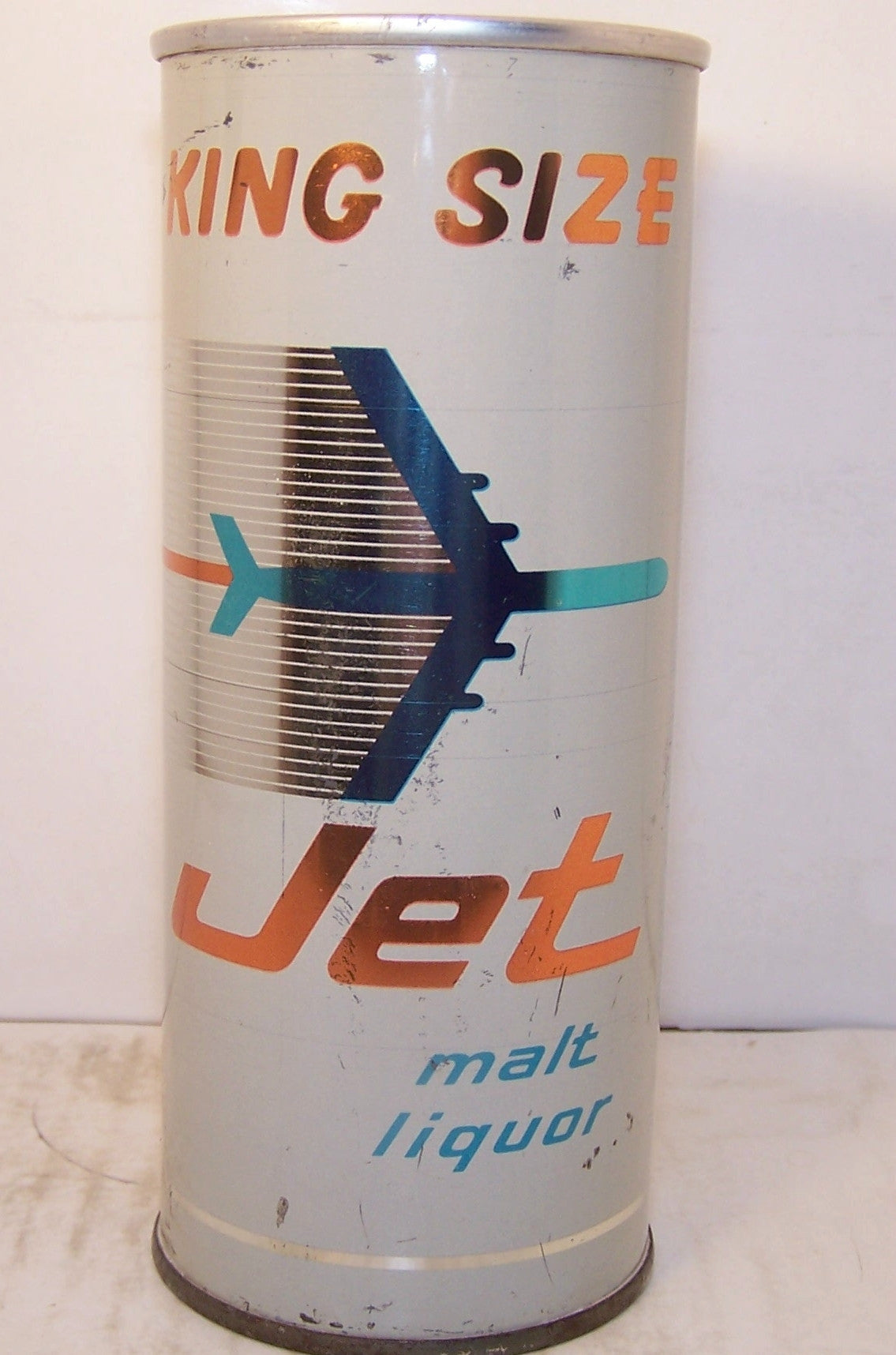Jet Malt Liquor, USBC II 154-5, Grade 1/1- Sold on 9/1/15