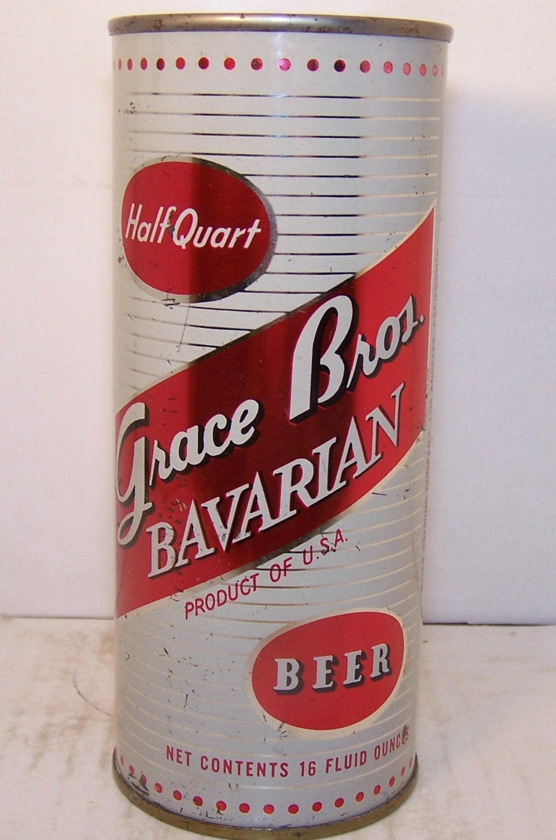 Grace Bros. Bavarian Beer, USBC 230-3, Grade 1/1- Sold on 2/9/15