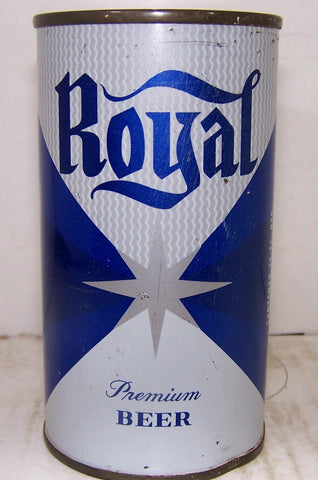 Royal Premium Beer, Enamel, USBC 125-23, Grade 1- $80.00 Sold 3/7/15
