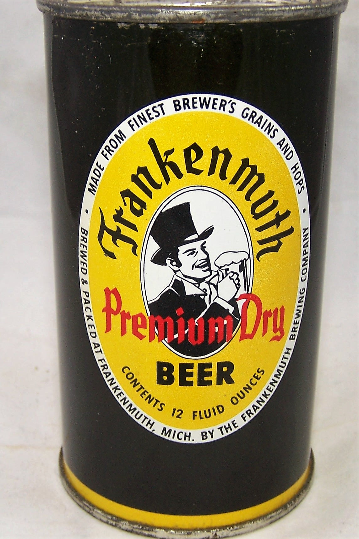 Frankenmuth Premium Dry Beer, USBC 66-27, Grade 1/1+ Sold on 03/09/19
