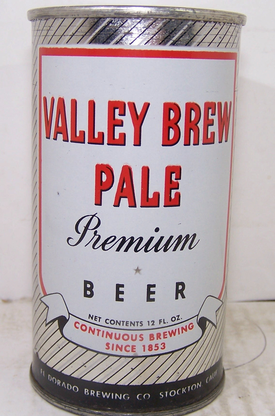 Valley Brew Pale Premium Beer, USBC 142-30, Grade 1 Sold 2/3/15