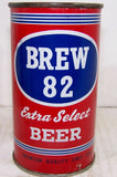 Brew 82 Extra Select Beer, USBC 41-27, Grade 1/1+ Sold on 10/08/16