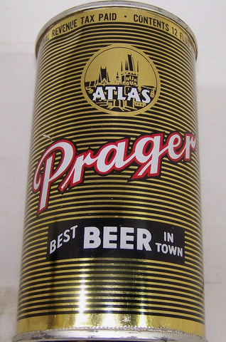 Atlas Prager Beer, USBC 32-21, Grade 1 Sold on 03/09/18