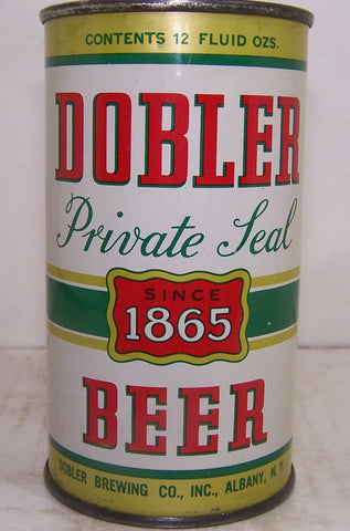 Dobler Private Seal Beer, USBC 54-12, Grade A1+ Sold on 05/15/16
