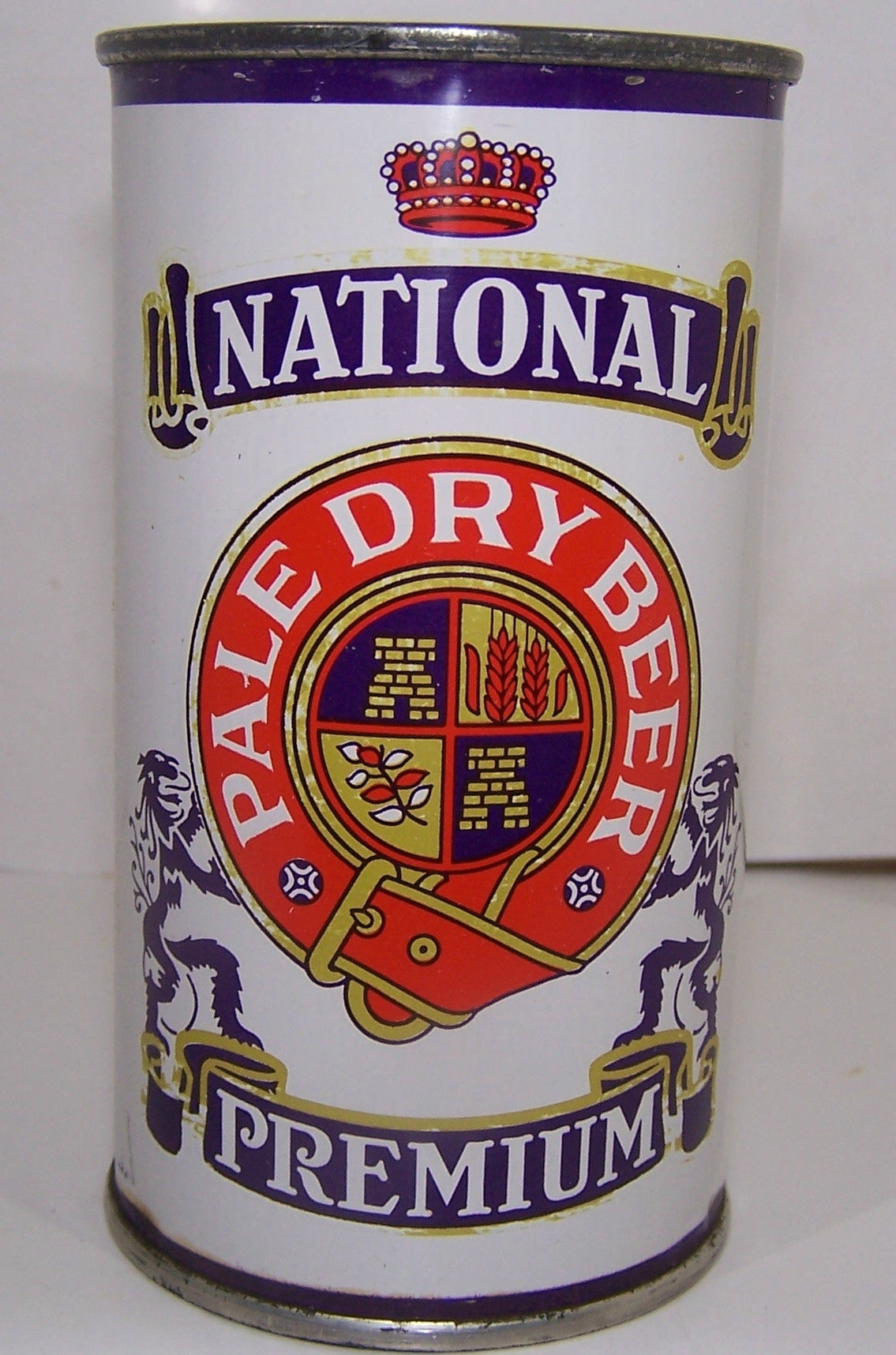 National Premium Pale Dry Beer, USBC 102-2, Grade 1/1+ Sold 1/23/15