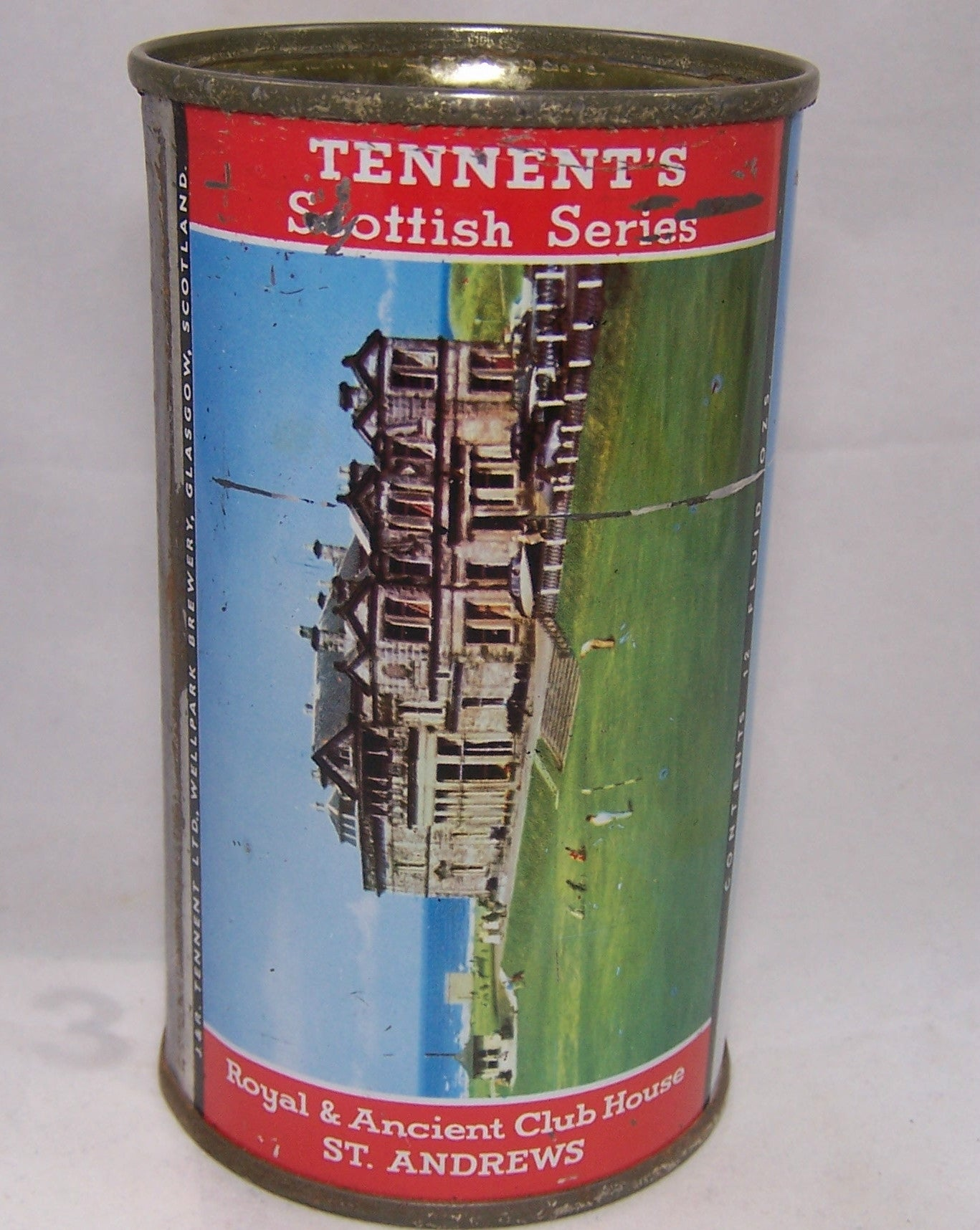 "Tennent's Lager Scottish Series, ""Royal Club House"" St. Andrews, Grade 1-"