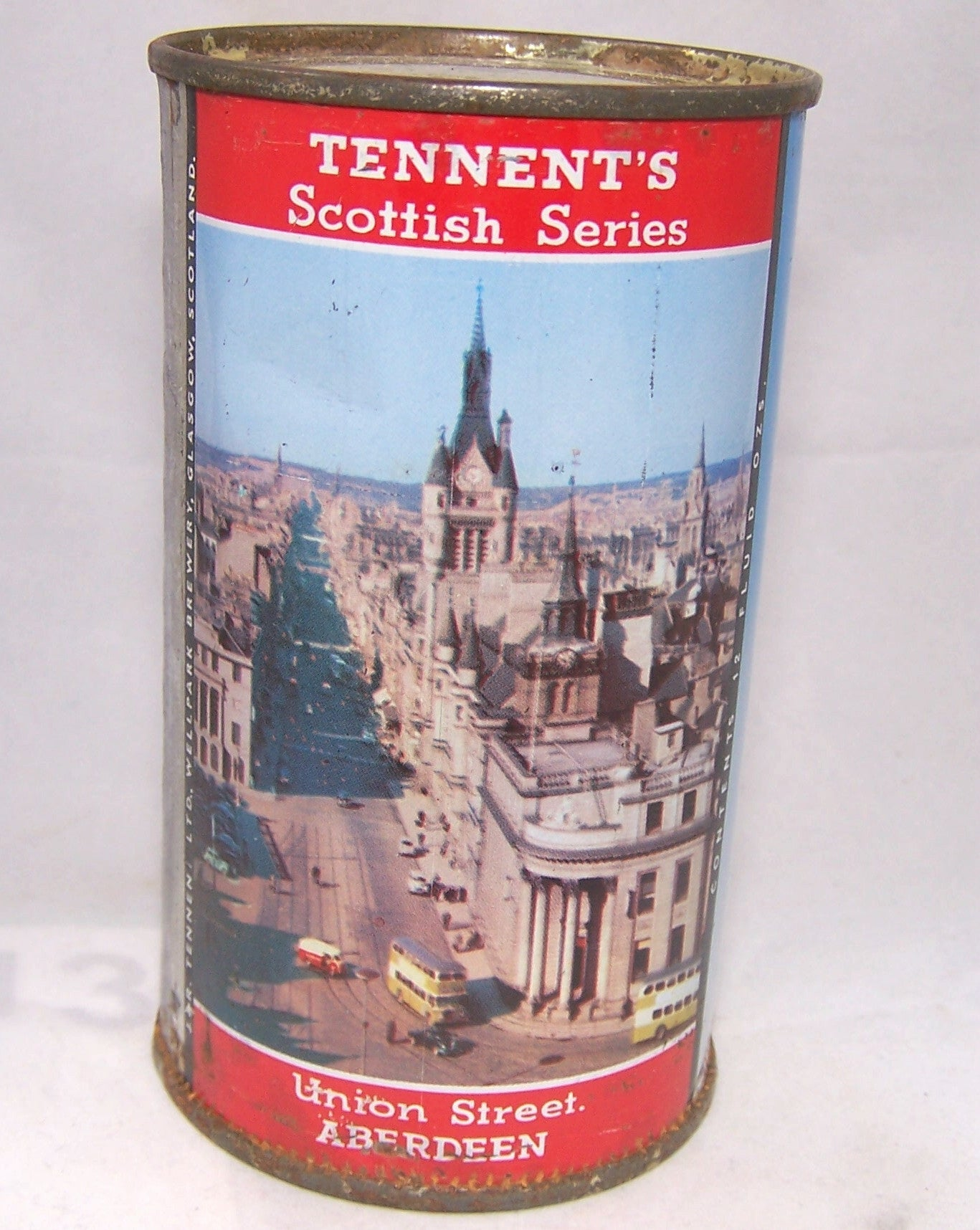 "Tennent's Lager ""Municipal Buildings"" Glasgow, Grade 1-sold"