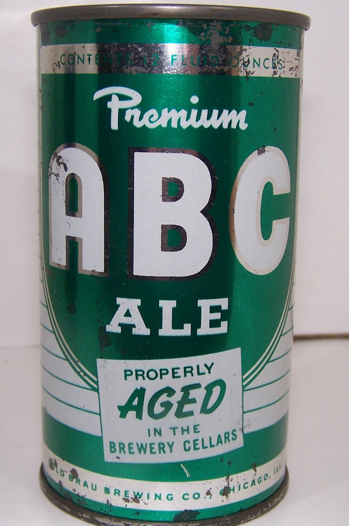 ABC Ale (Chicago) USBC 28-4, Grade 1-sold 10/30/16