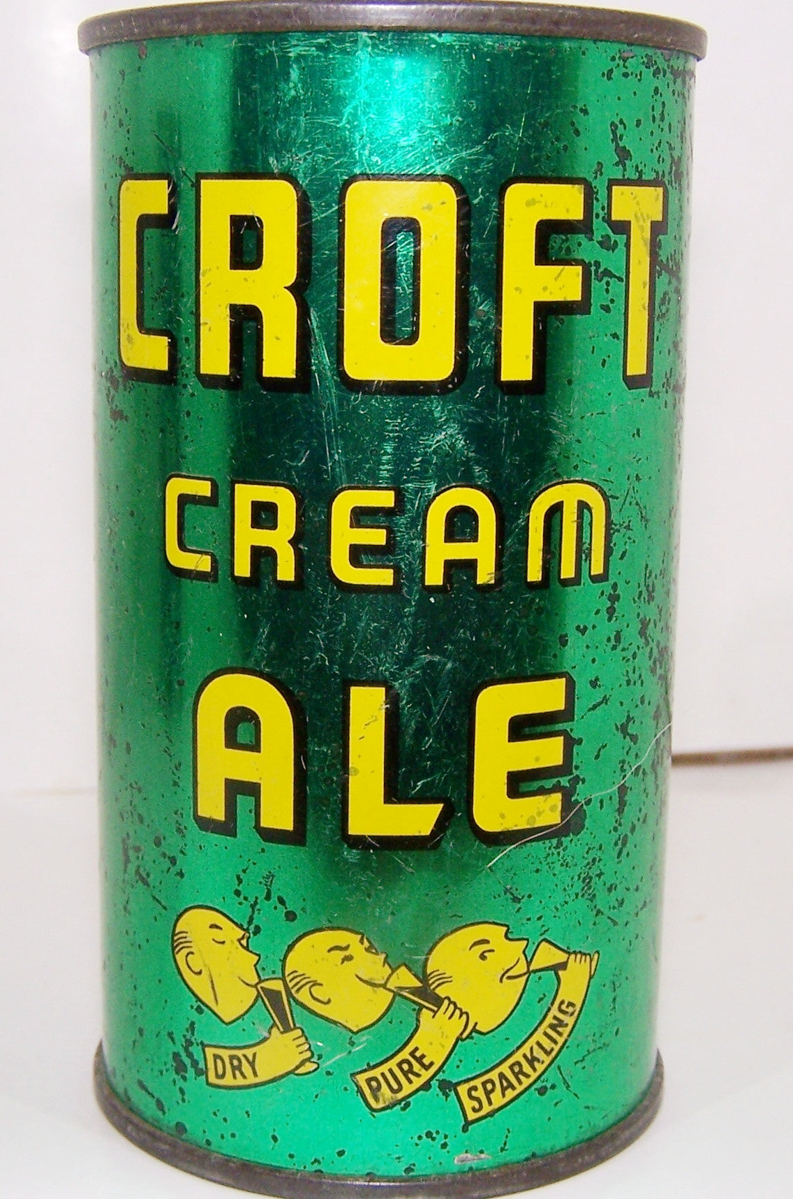Croft Cream Ale, USBC 52-23, Four Products, Grade 1- Sold 4/19/15