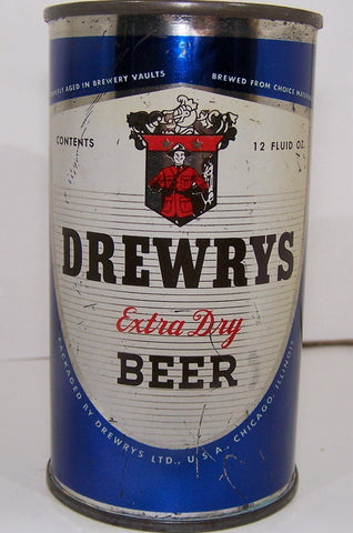 Drewrys Extra Dry Beer, (Chicago) USBC 54-32, Grade 1/1- Sold on 08/24/17