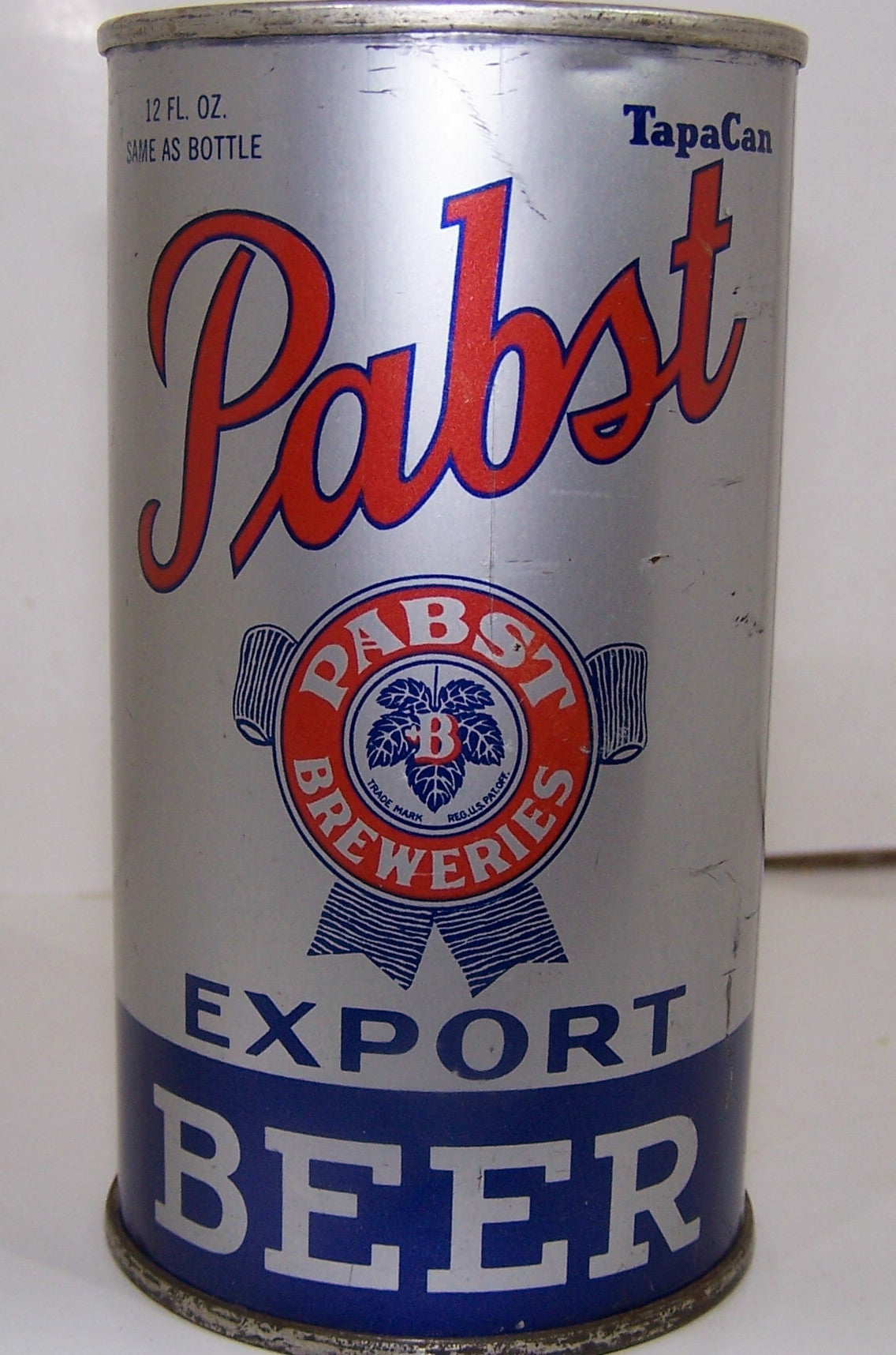 Pabst Export Beer, Lilek page # 651, Grade 1/1- Sold on 4/8/15