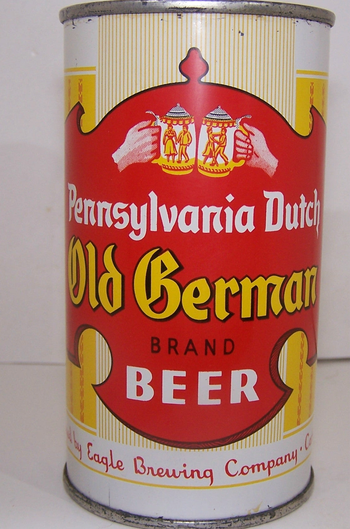 Pennsylvania Dutch Old German Beer, USBC 106-37, Grade 1/1+ Sold on 2/11/15