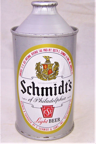 Schmidt's Of Philadelphia Flat Bottom, USBC 185-03, Grade 1/1+