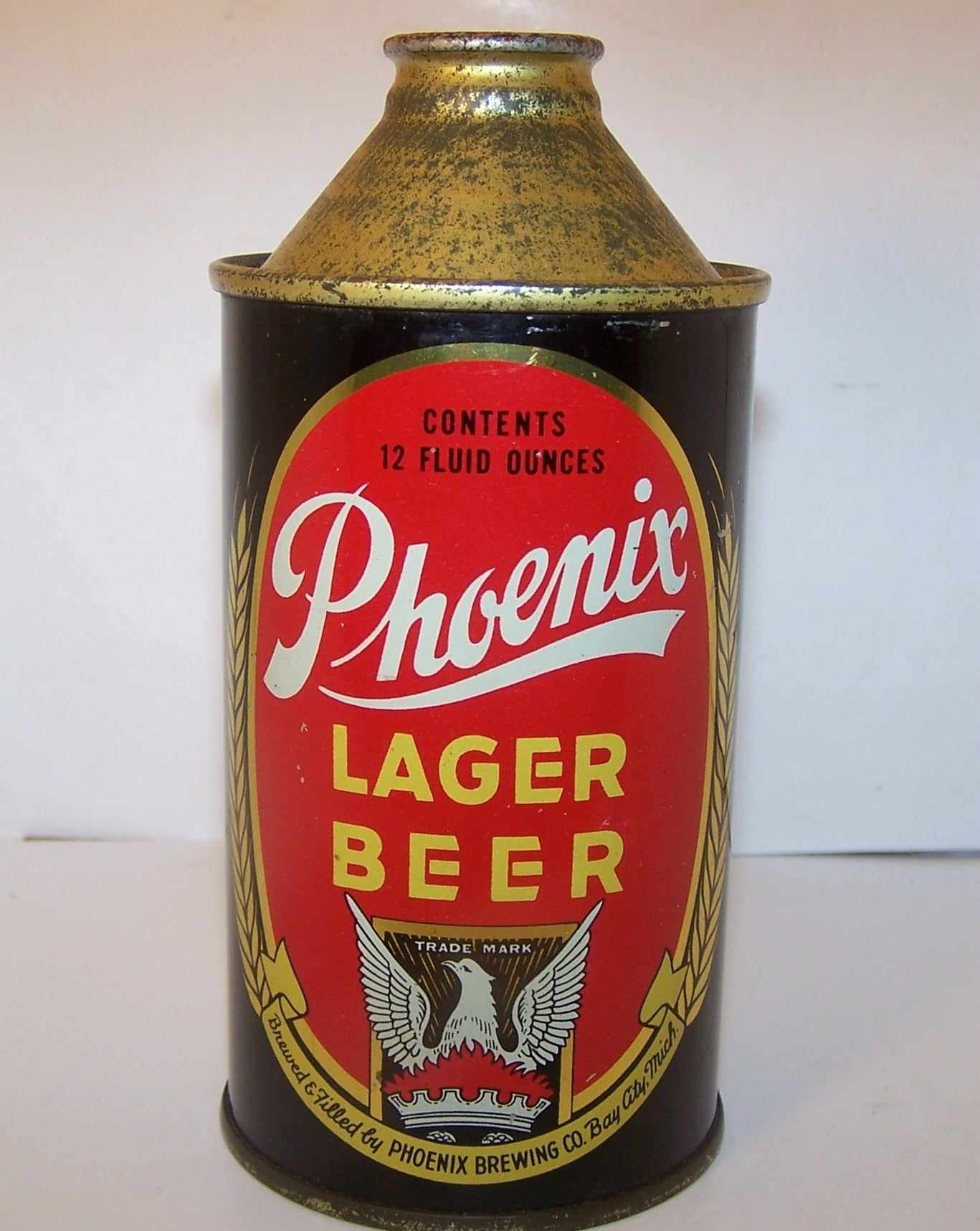 Phoenix Lager Beer, USBC 179-5, Grade 1 to 1/1+ Sold 2/25/15