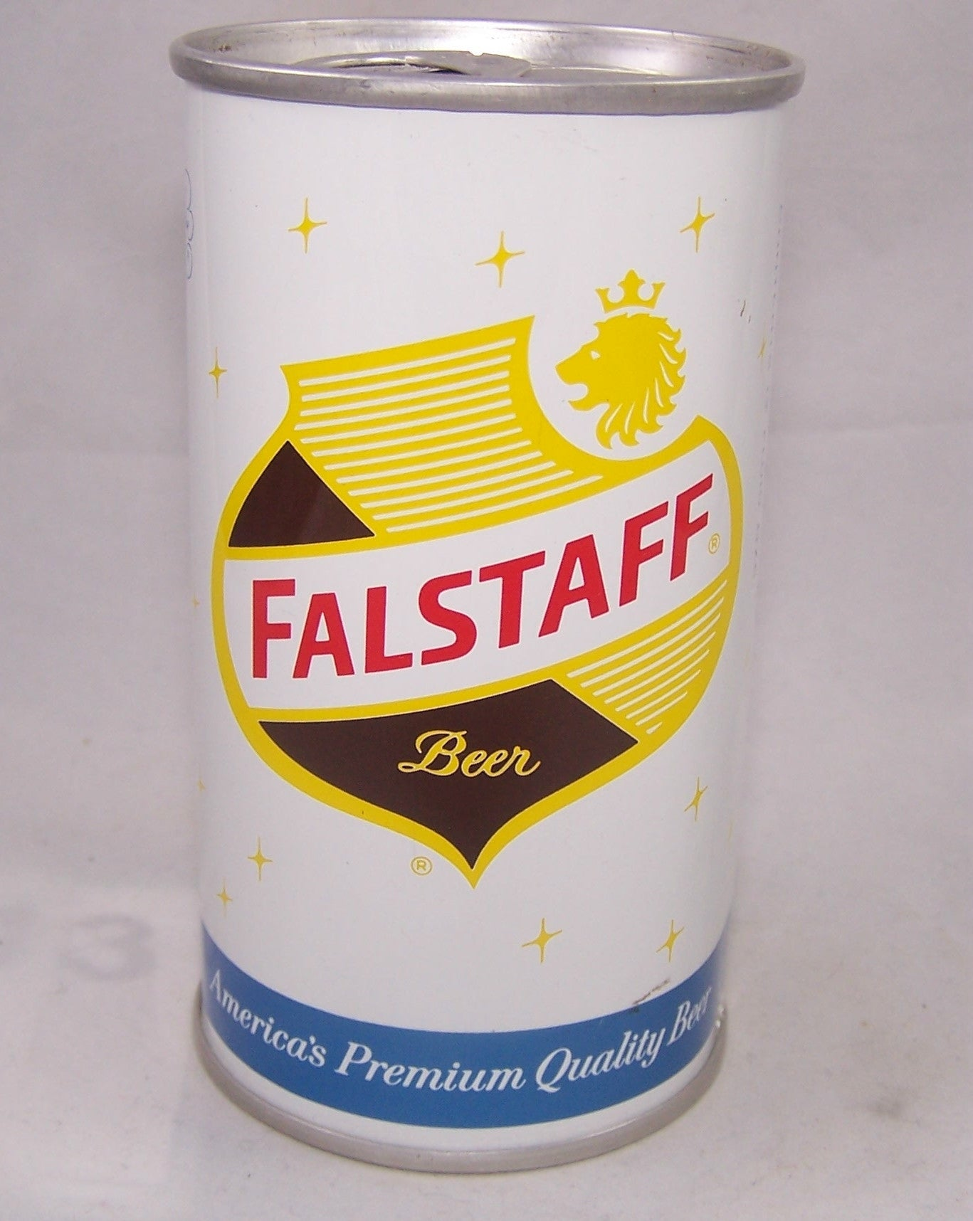 Falstaff Test Can (Enamel) USBC II 231-11, Grade 1/1+
