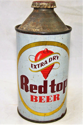 Red Top Extra Dry Beer, USBC 181-06, Grade 1- Sold on 04/06/19