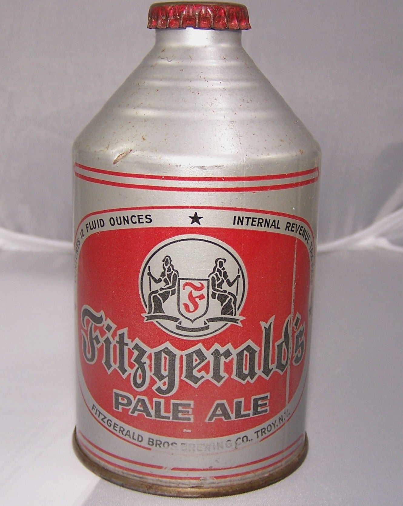 Fitzgerald's Pale Ale, USBC 193-31, Grade 1/1- Sold on 01/29/17