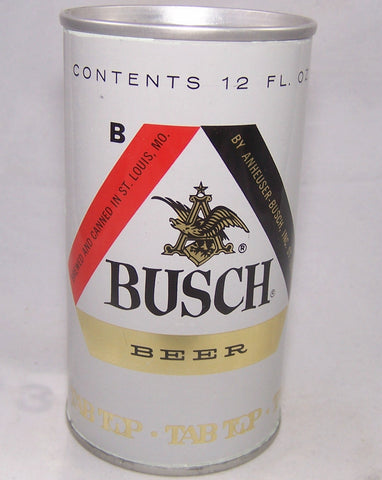 Busch Beer Test Can, USBC II 229-06, Grade 1/1+ Sold 10/1/16