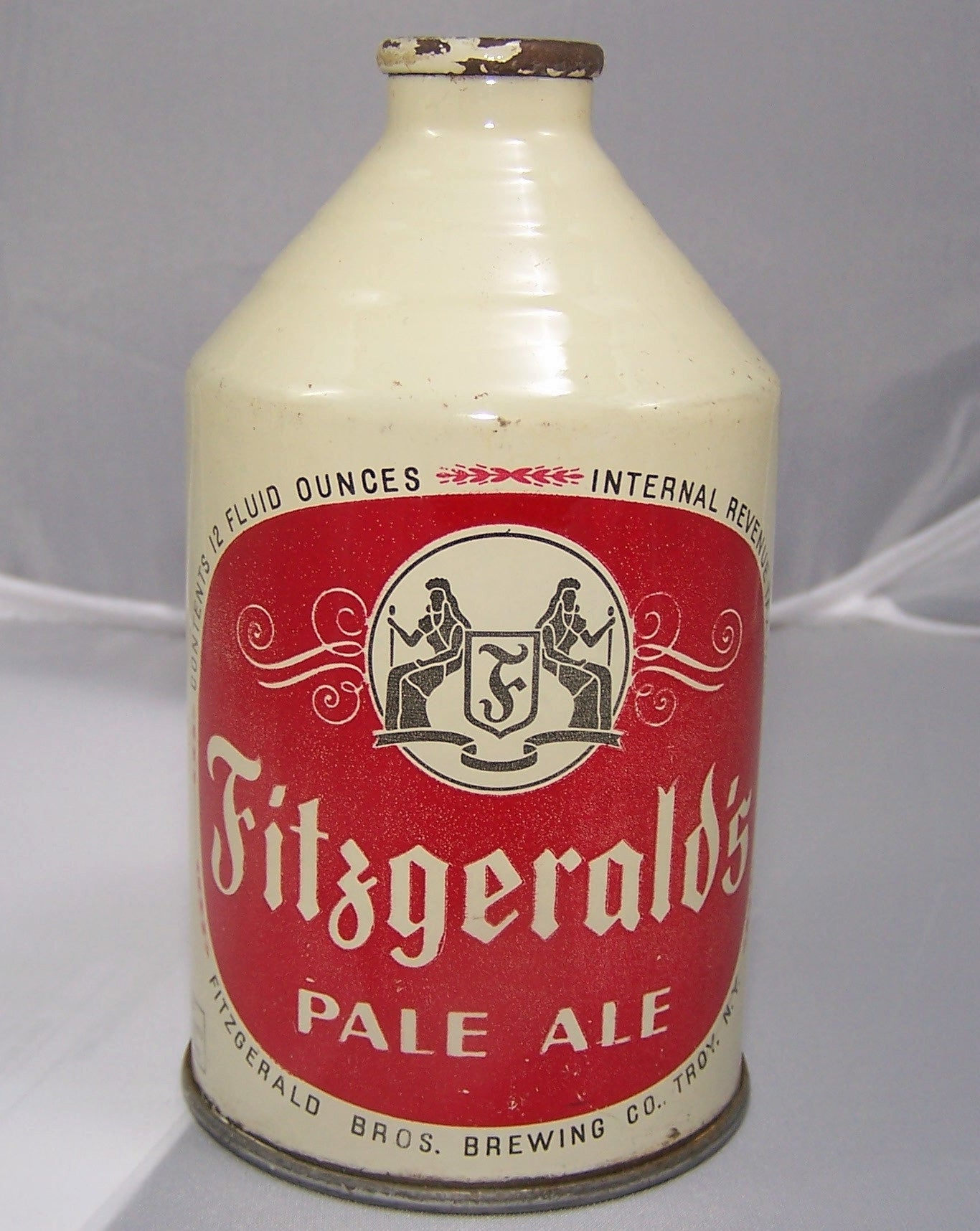Fitzgerald's Pale Ale, USBC 193-32, Grade 1 to 1/1+ Sold on 07/21/17