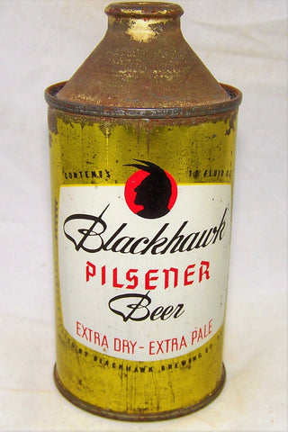 Blackhawk Pilsener Beer (Long Feathers) USBC 152-29, Grade  1-/2+ Sold on 03/23/19