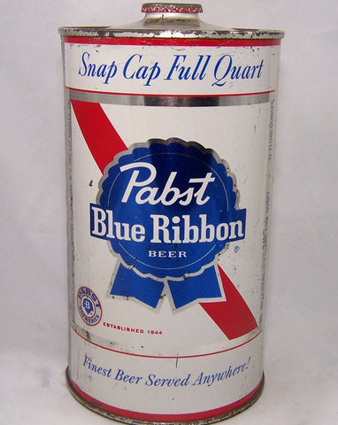 Pabst Blue Ribbon Beer, (Snap Cap) USBC 217-06, Grade 1- Sold on 02/16/18