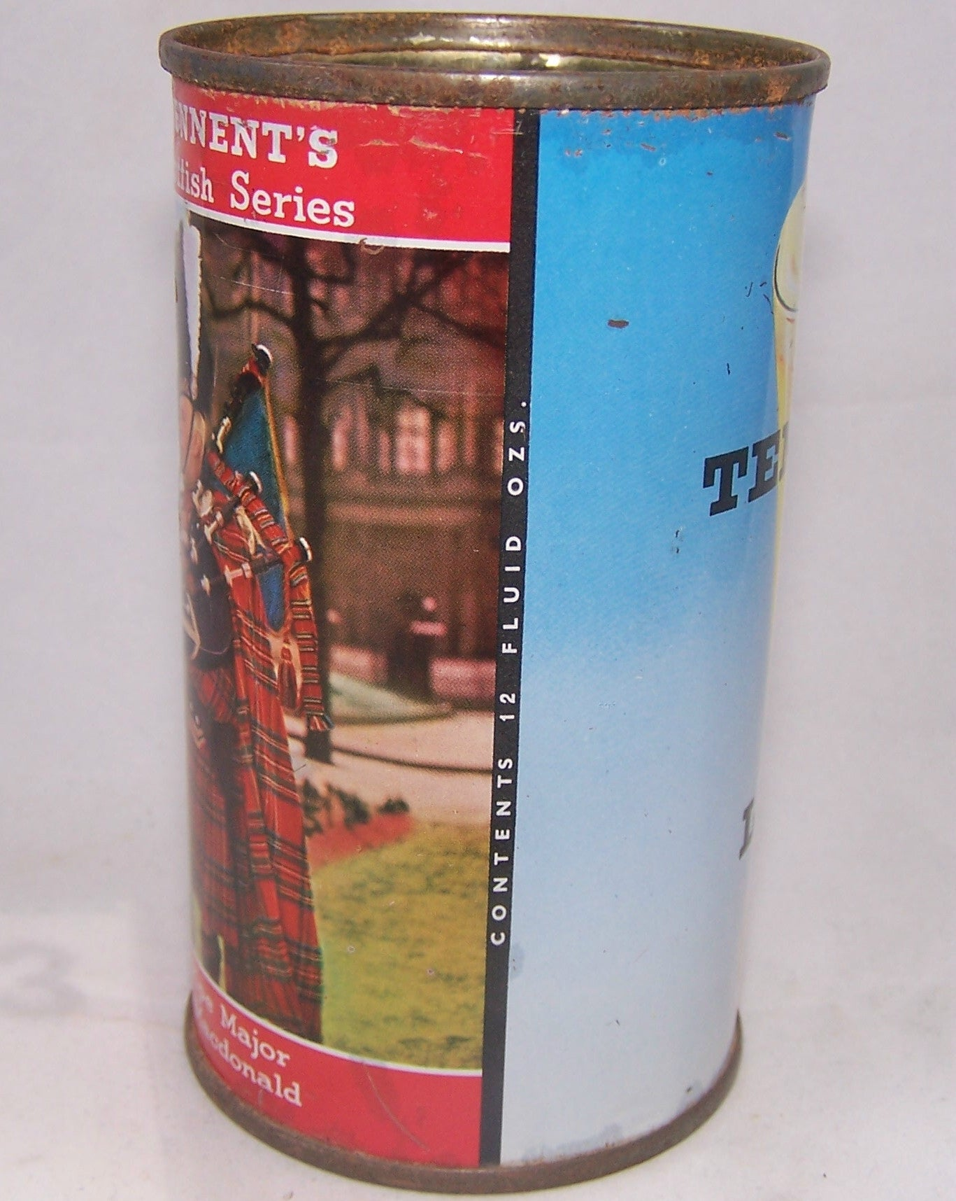 Tennent's Lager Scottish Series, (Pipe Major) Grade 1- Sold on 06/02/17