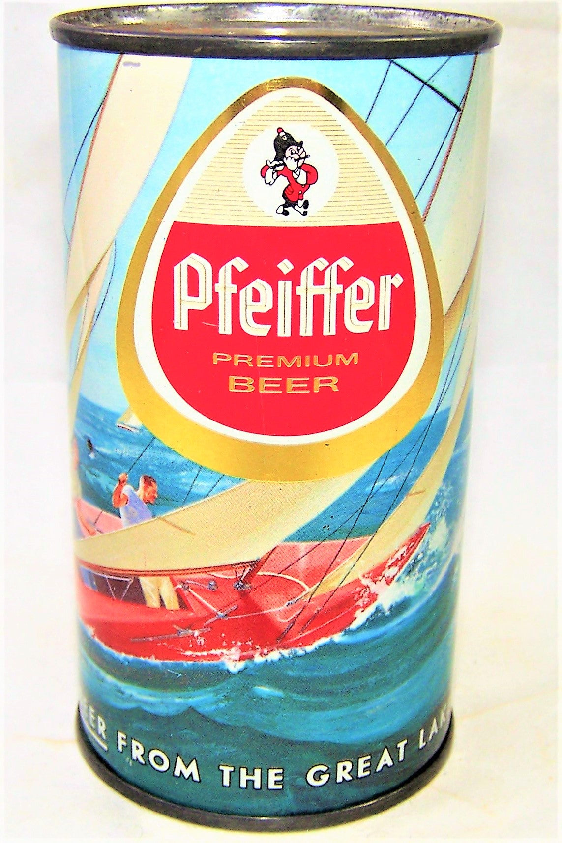 Pfeiffer Premium Beer (Metallic) USBC 114-08, Grade 1/1+ Sold on 02/22/19