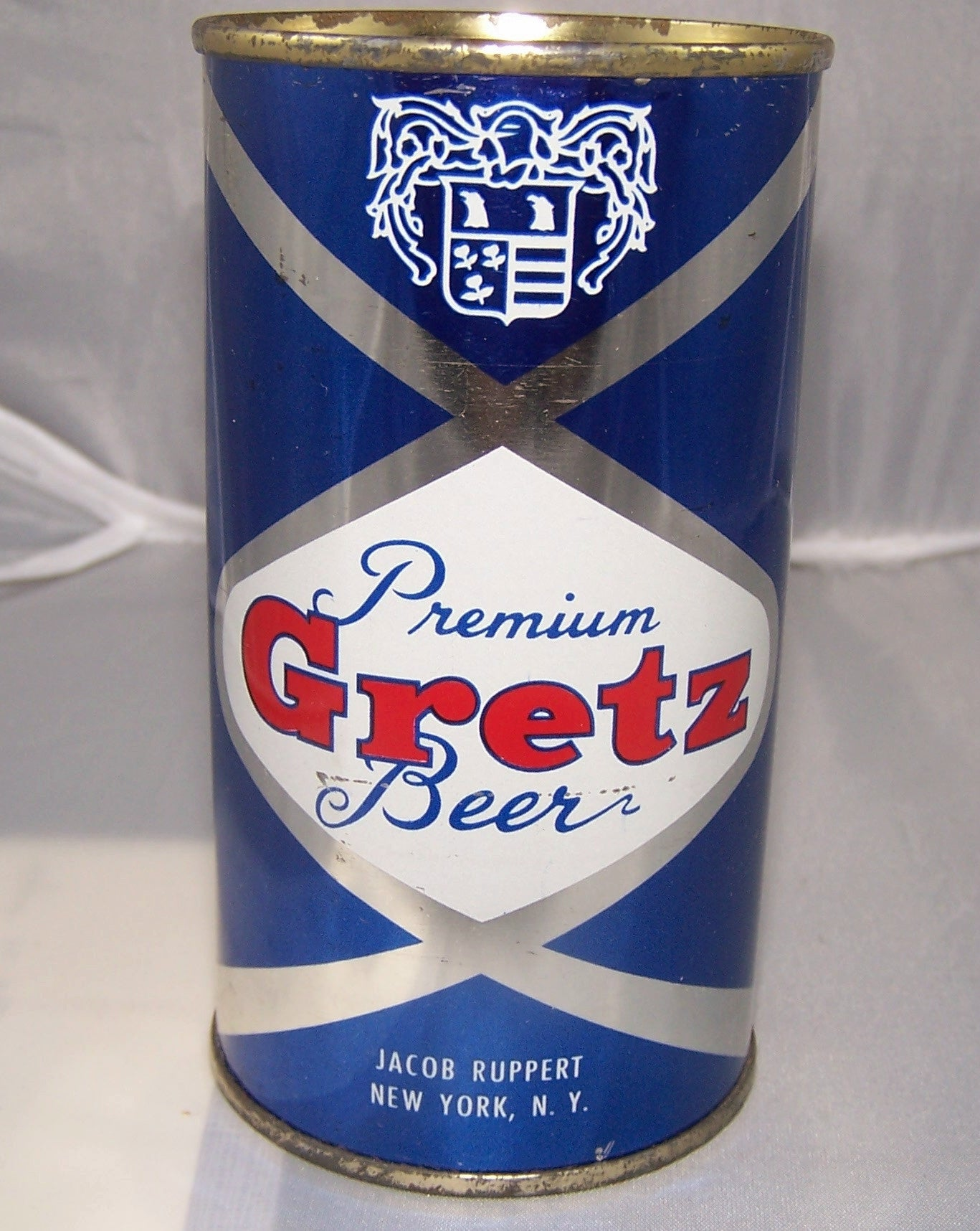 Gretz Beer, USBC 74-33, Grade 1/1+ Sold on 4/1/15