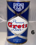 Gretz Beer, USBC 74-33, Grade 1- Sold on 08/01/16