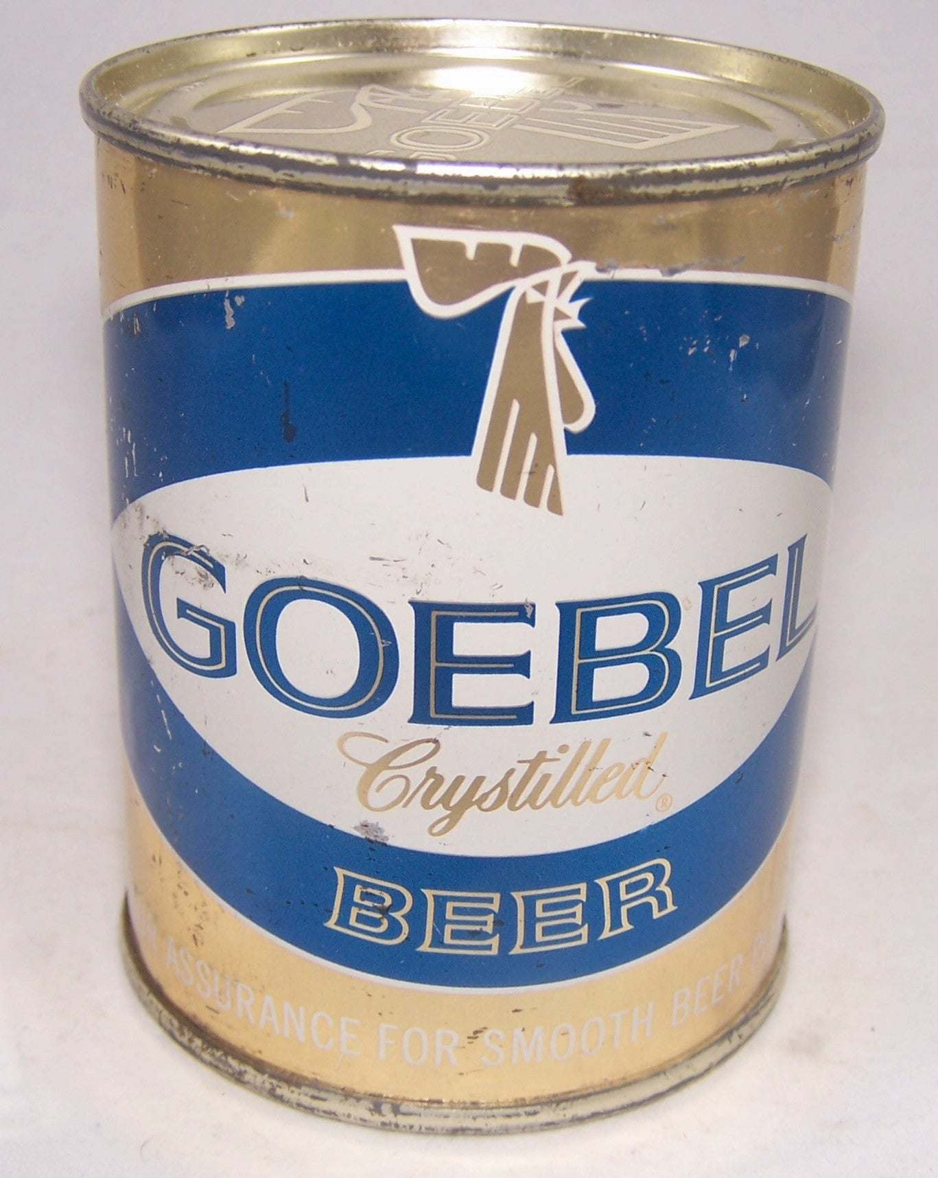 Goebel Crystilled Beer, USBC 241-26, Grade 1/1-