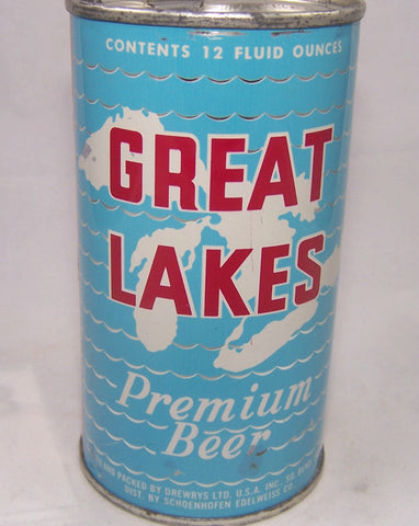 Great Lakes Premium Beer, USBC 74-31, Grade 1sold 11/12/16