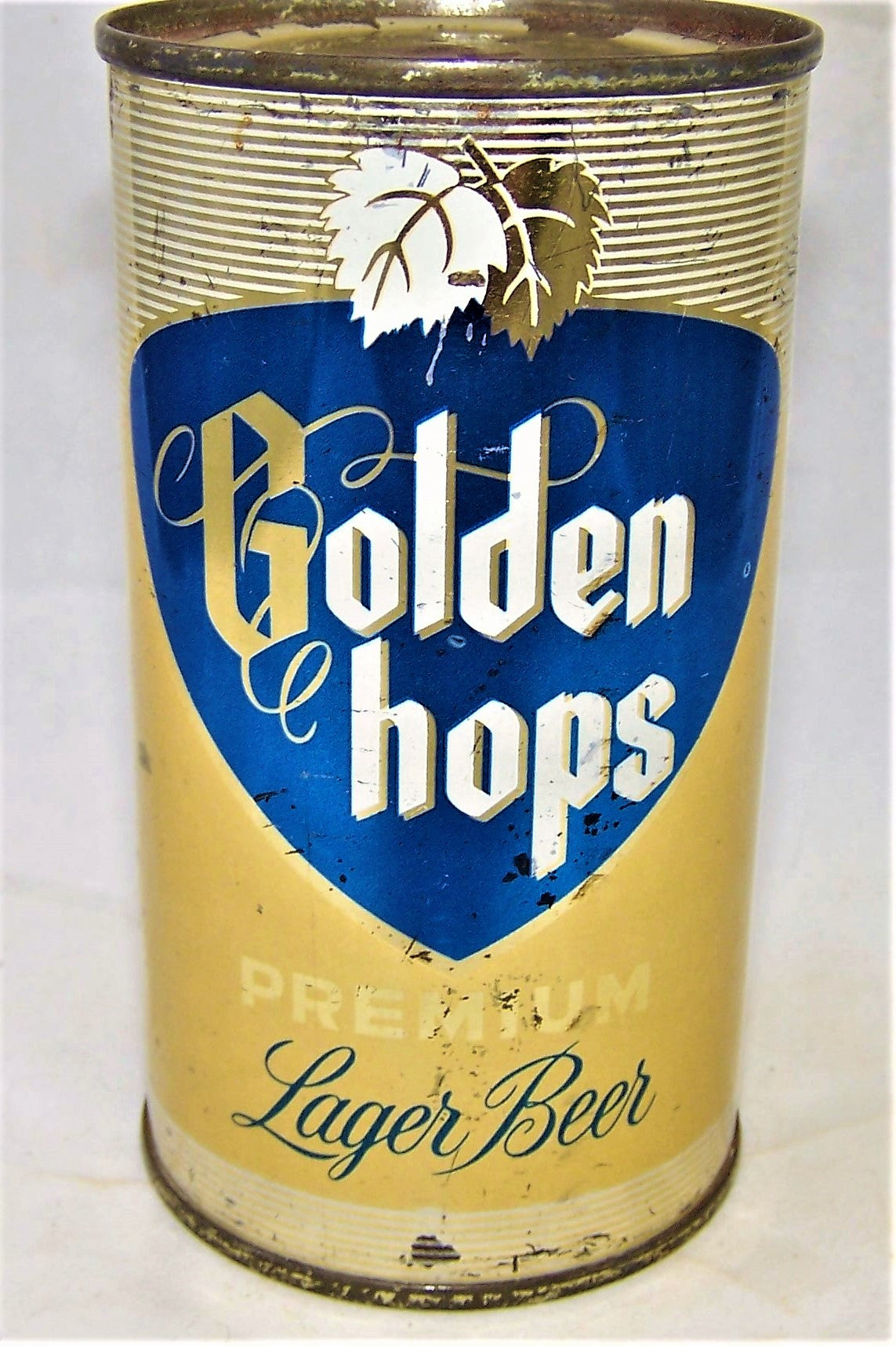 Golden Hops Lager Beer, USBC 73-20, Grade 1-