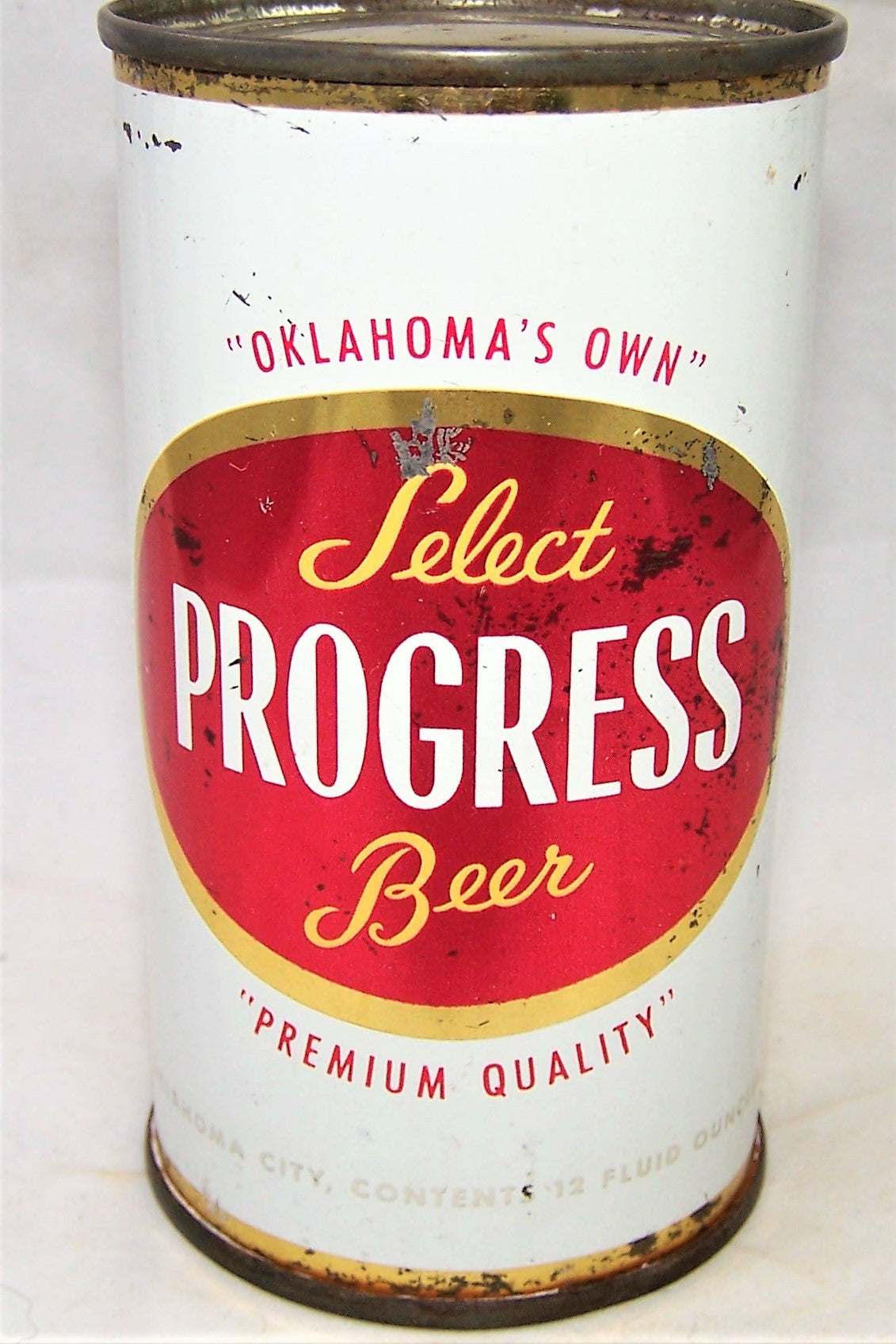 Progress Select Beer, USBC 117-14, Grade 1-  Sold on 11/20/19