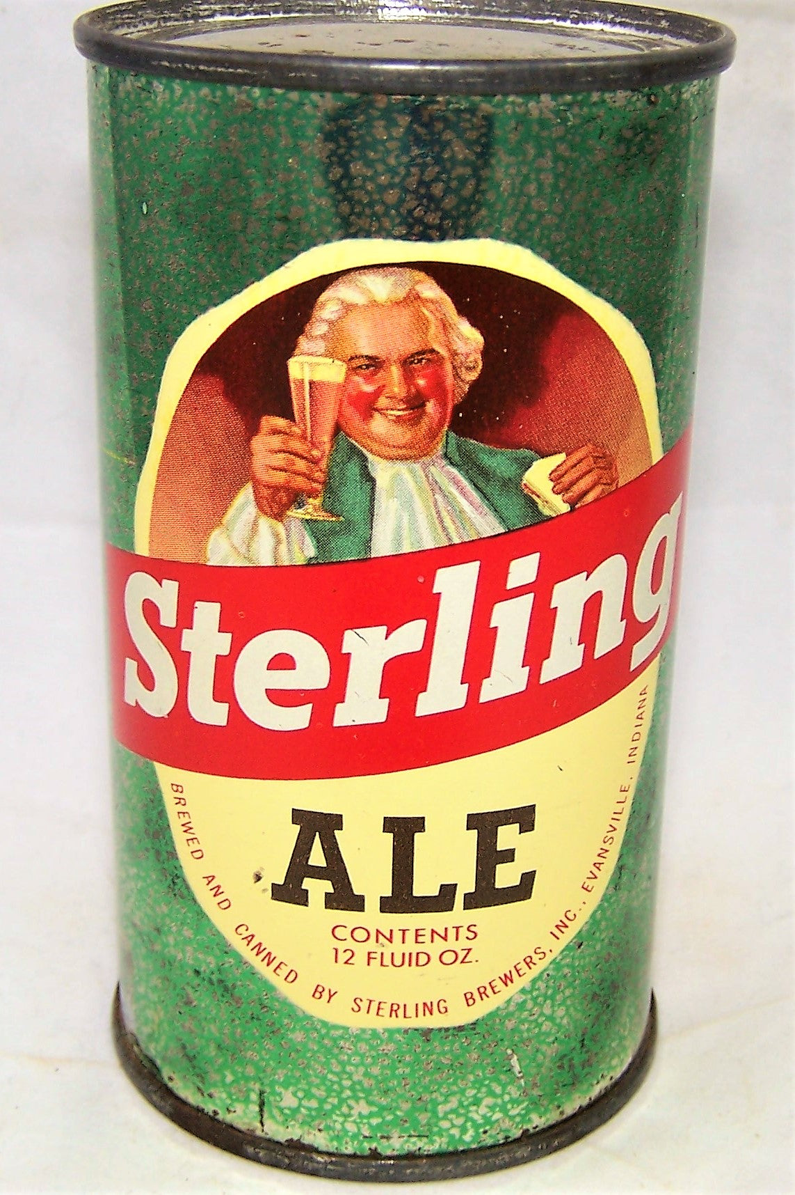 Sterling Ale, USBC 136-30, Grade 1-  Sold on 02/22/19