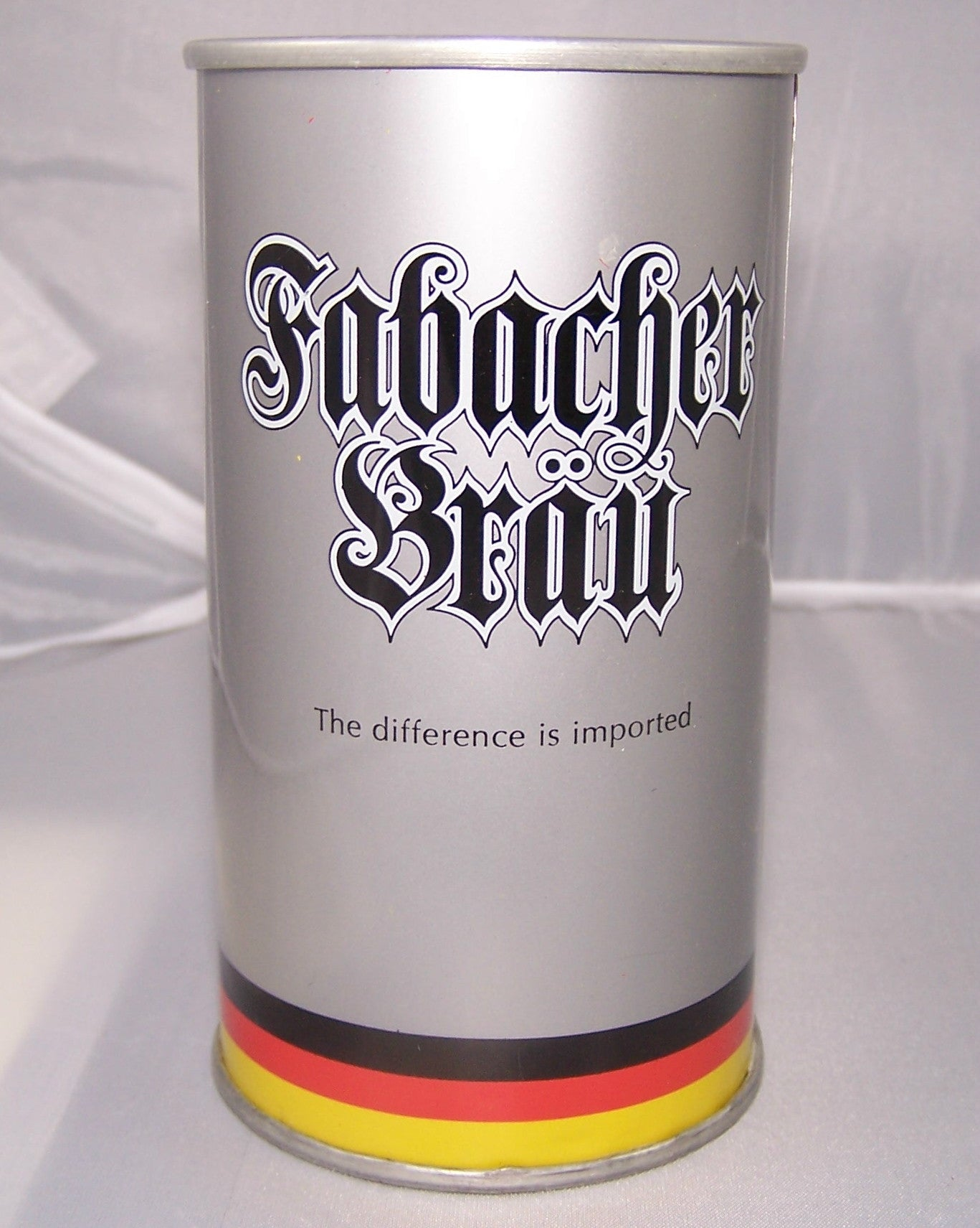 Fabacher Brau (Test Can) Not Listed, Grade A1+ Sold 4/9/16