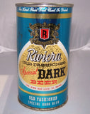 Riviera Dark Beer USBC 125-11, Grade 1/1- Sold
