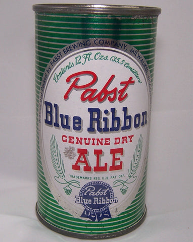 Pabst Blue Ribbon Genuine Ale, USBC 111-2, Grade 1/1-11/28/15