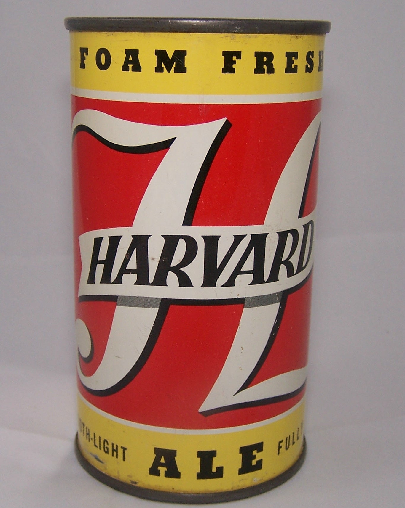 Harvard Ale Foam Fresh, USBC 80-31, Grade 1/1+ Sold 3/14/15