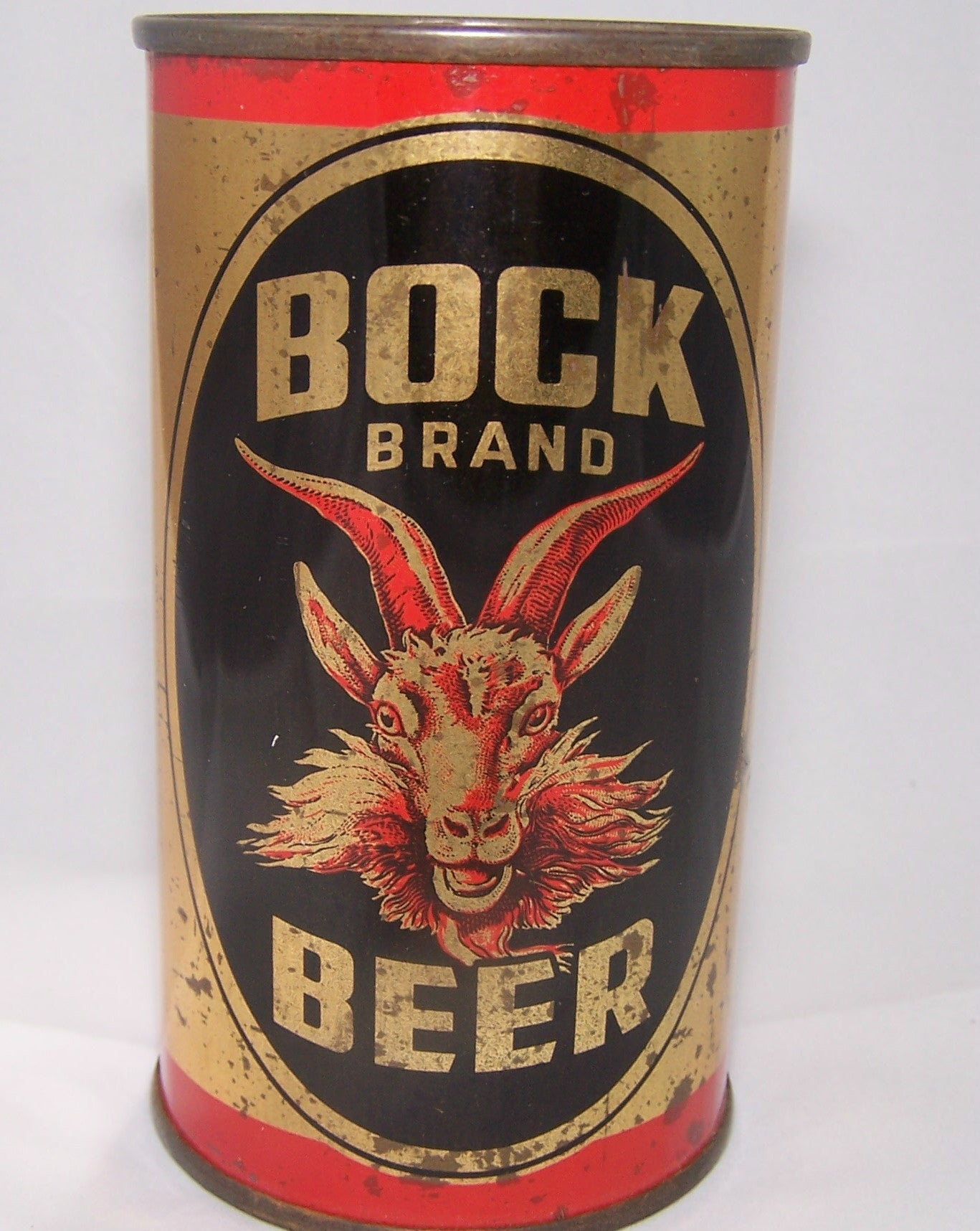 Bock Brand Beer, USBC 40-4, Grade 1- Sold on 10/10/15