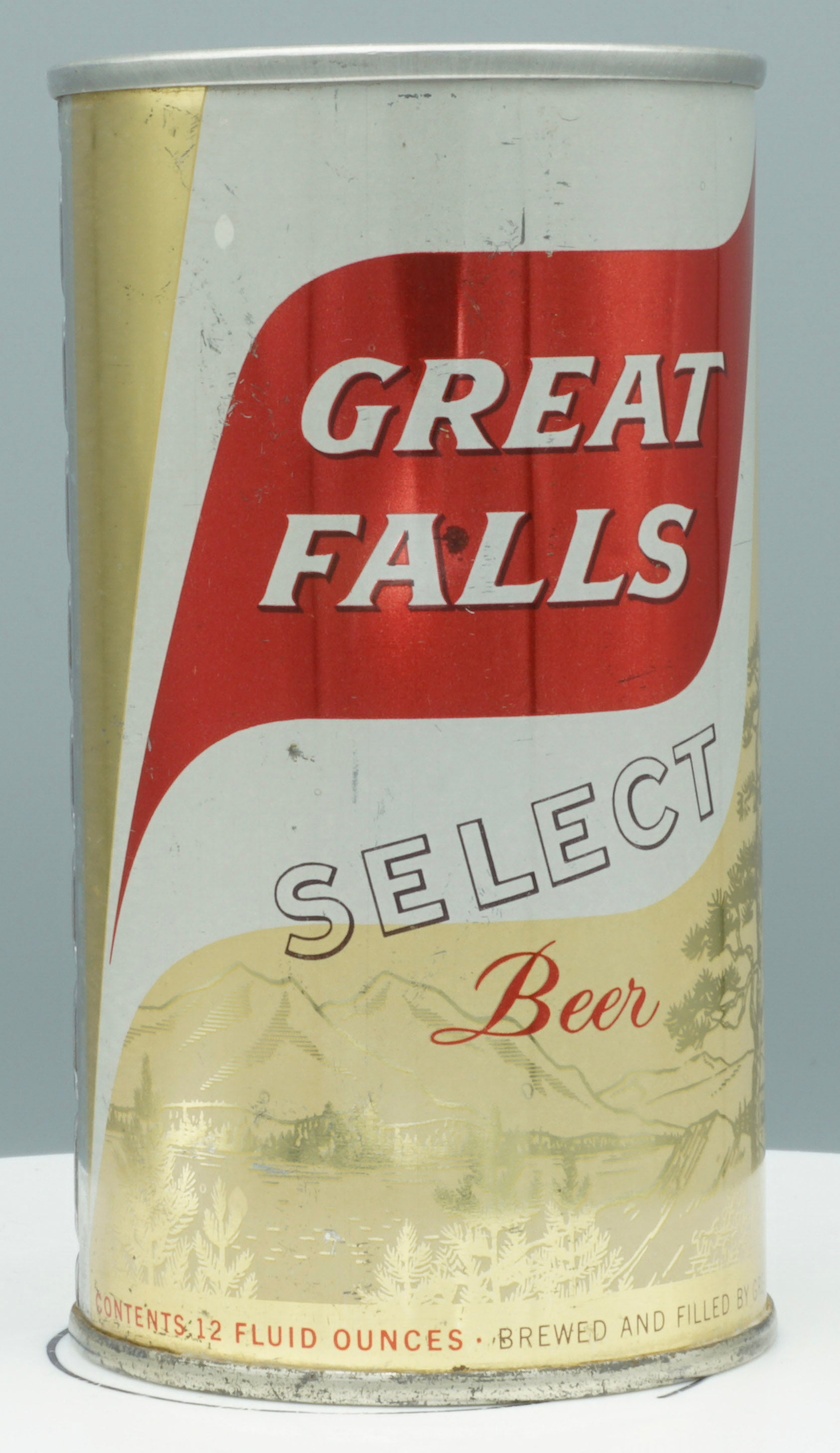 Great Falls Select, USBC II 71-11 U-tab, Grade 1/1-