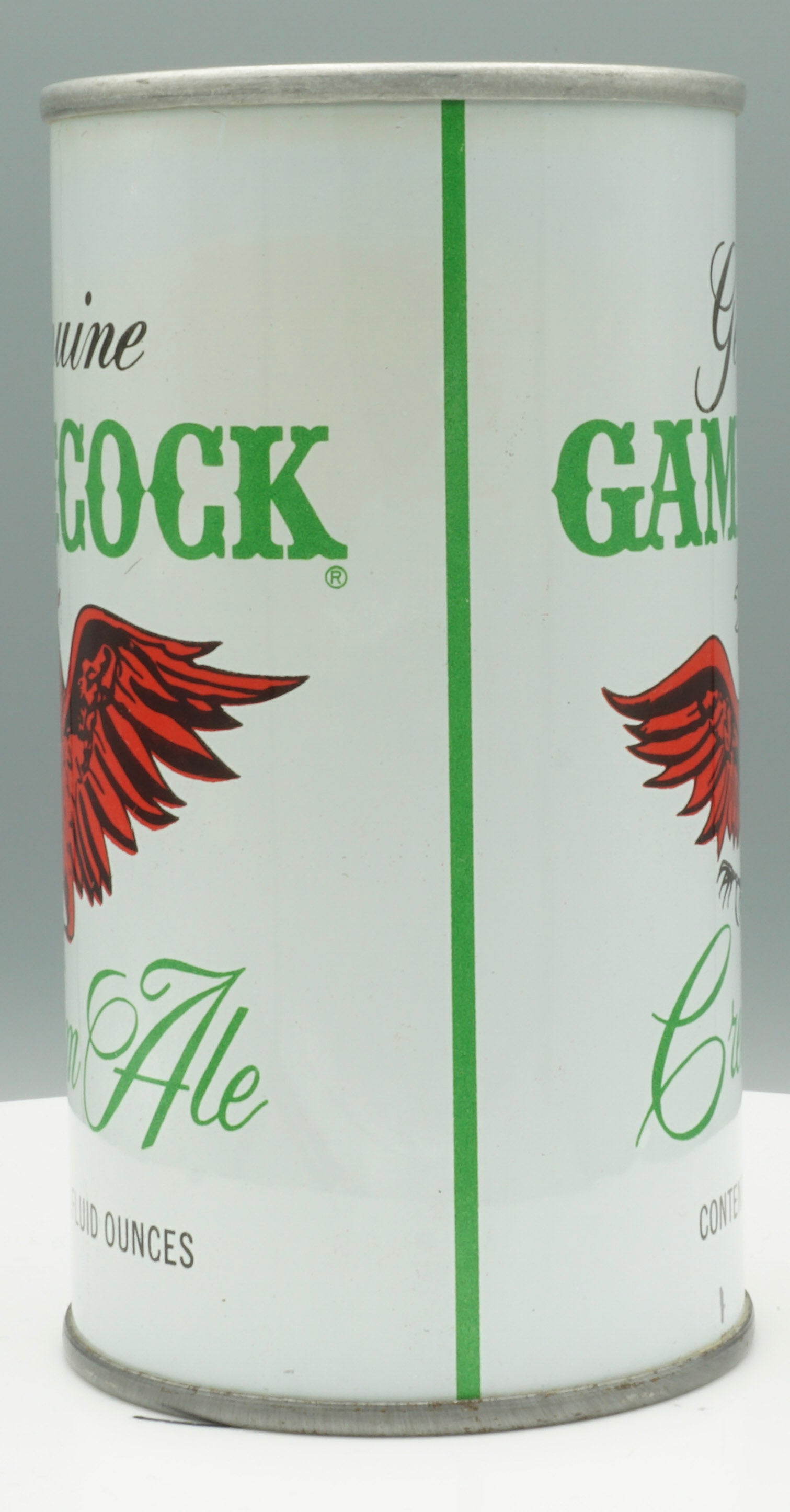 Genuine Gamecock Cream Ale, USBC II 67-08 Grade 1